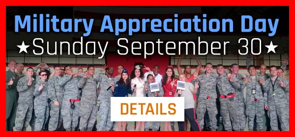 Military Appreciation Day