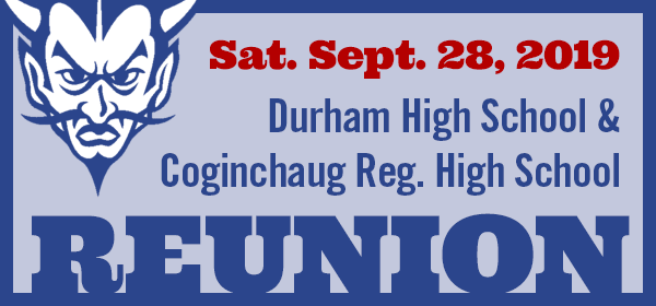 Durham High School & Coginchaug High School Reunion