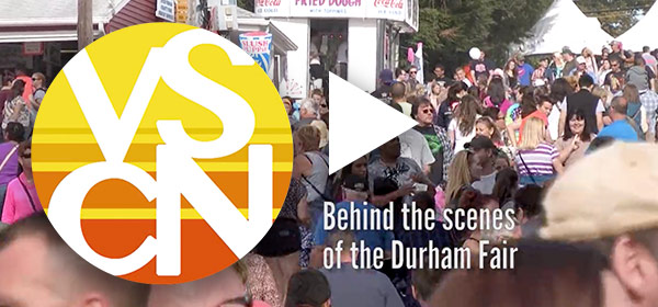 Behind the Scenes at the Durham Fair