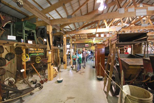 Durham Fair Farm Museum The Durham Agricultural Fair
